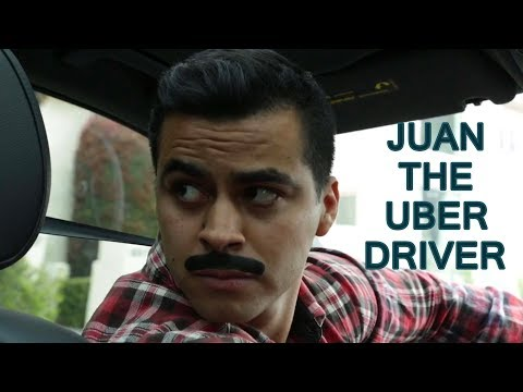 Juan The Uber Driver   David Lopez