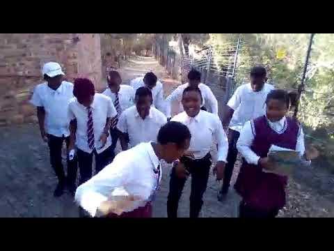 Sibusisiwe high school learners
