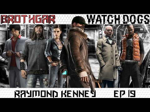Watch Dogs Gameplay EP 19 - Raymond Kenney