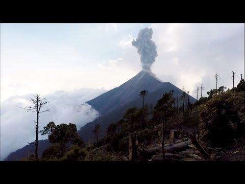 Volcano Acatenango Hike - Day 1