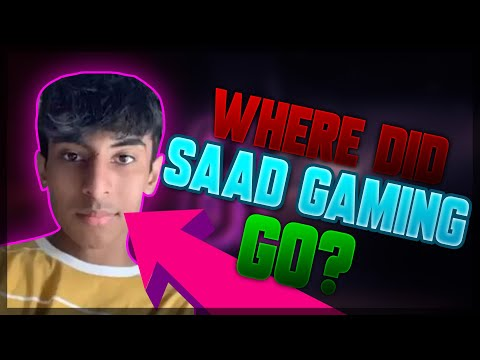 Saad Gaming's Channel Got DELETED?!