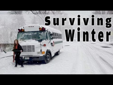 how-to-stay-warm-living-in-a-bus-during-winter-|-tips!