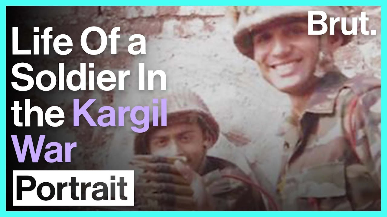 The Life Of A Soldier In The Kargil War