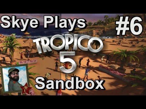 Tropico 5: Gameplay Sandbox #6 ►Maximizing Profitability - World War Era◀ Tutorial/Tips Tropico 5.