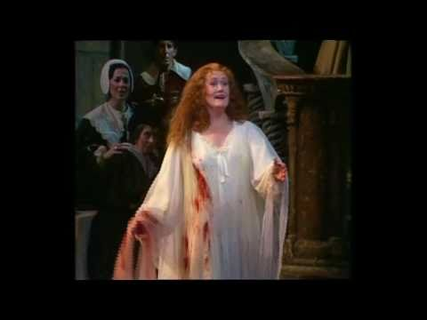 Dame Joan Sutherland - 'Eccola!' (The Mad Scene) Donizetti's