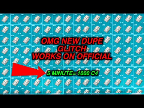 OMG! this new GLITCH allows you to dupe everything! (Ark official servers)(full explanation)!