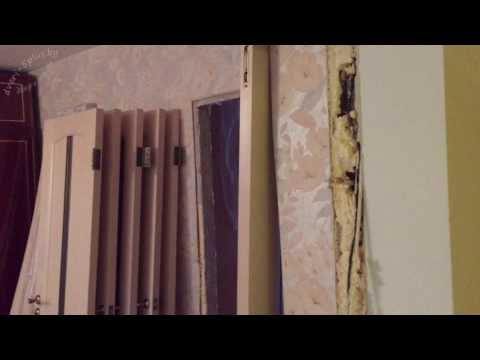 Установка дверей Вилейка Ветразь беленый дуб