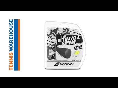 Babolat RPM Blast Rough String Review