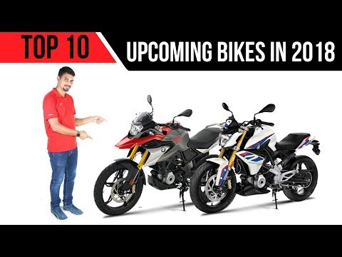Upcoming Bikes in 2018 in India (Exclusive Details)