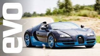 Bugatti Grand Sport Vitesse 2012 Videos