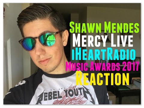 Shawn Mendes - Mercy Live At iHeartRadio...