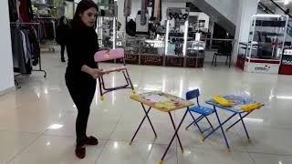 Комплект мебели nika Принцесса и Щенячий патруль. Обзор 1312 2017