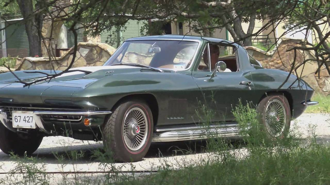 1967 Chevy Corvette 427 High Performance L88 spec C2 Sting Ray Coupe with  LS6 upgrades