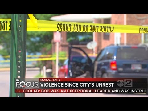 Baltimore: 25 homicides, 43 non-fatal shootings since riots