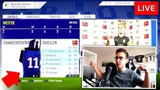 WIR KEHREN ZURÜCK 😳 JENA KARRIERE IM STREAM !!! 💪 FIFA 18 Live Stream (Deutsch)
