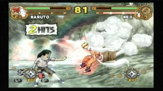 CGR Undertow - NARUTO: ULTIMATE NINJA 3 for PlayStation 2 Video Game Review