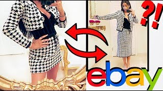 EBAY CLOTHING TRANSFORMATIONS!