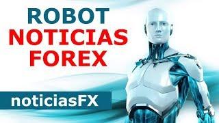 Robot GRATIS para operar NOTICIAS en FOREX con METATRADER