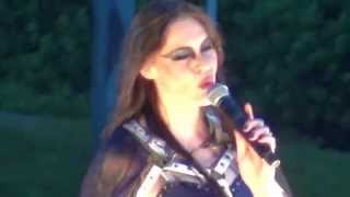 Nightwish - Sleeping Sun (Joensuu, Laulurinne 6.6.2015) HD Quality
