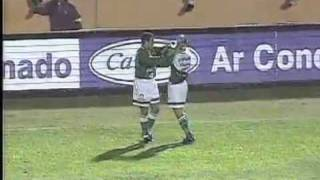 Palmeiras 4x2 Flamengo - Quartas-de-Final - Copa do Brasil 1999 - SporTV - Compacto Mais Completo