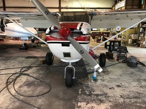 Backcountry Aircraft: Fixing Aircraft Engine Oil Leaks