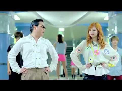 PSY   GANGNAM STYLE 강남스타일 M V