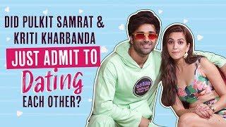 Pulkit Samrat proposes Kriti Kharbanda on camera; leaves her blushing | Pagalpanti | John Abraham