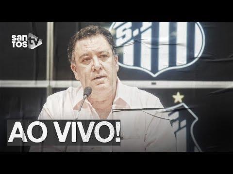 MARCELO TEIXEIRA | COLETIVA AO VIVO (11/10/19)