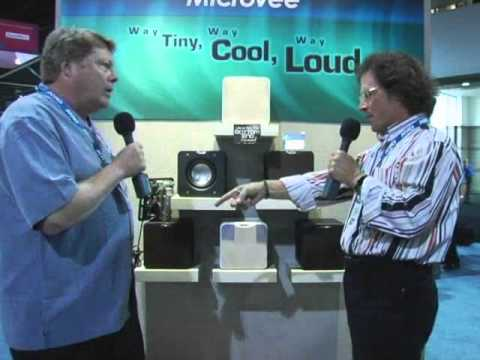 """Velodyne MicroVee subwoofer 9"""" cube with 1000 watts (CEDI..."""