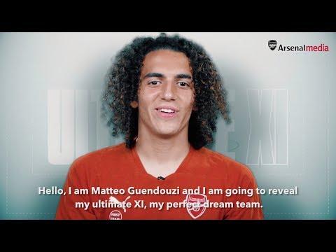 Ronaldo, Ronaldo & Messi?! Is this the best Ultimate XI ever?   Matteo Guendouzi's dream team