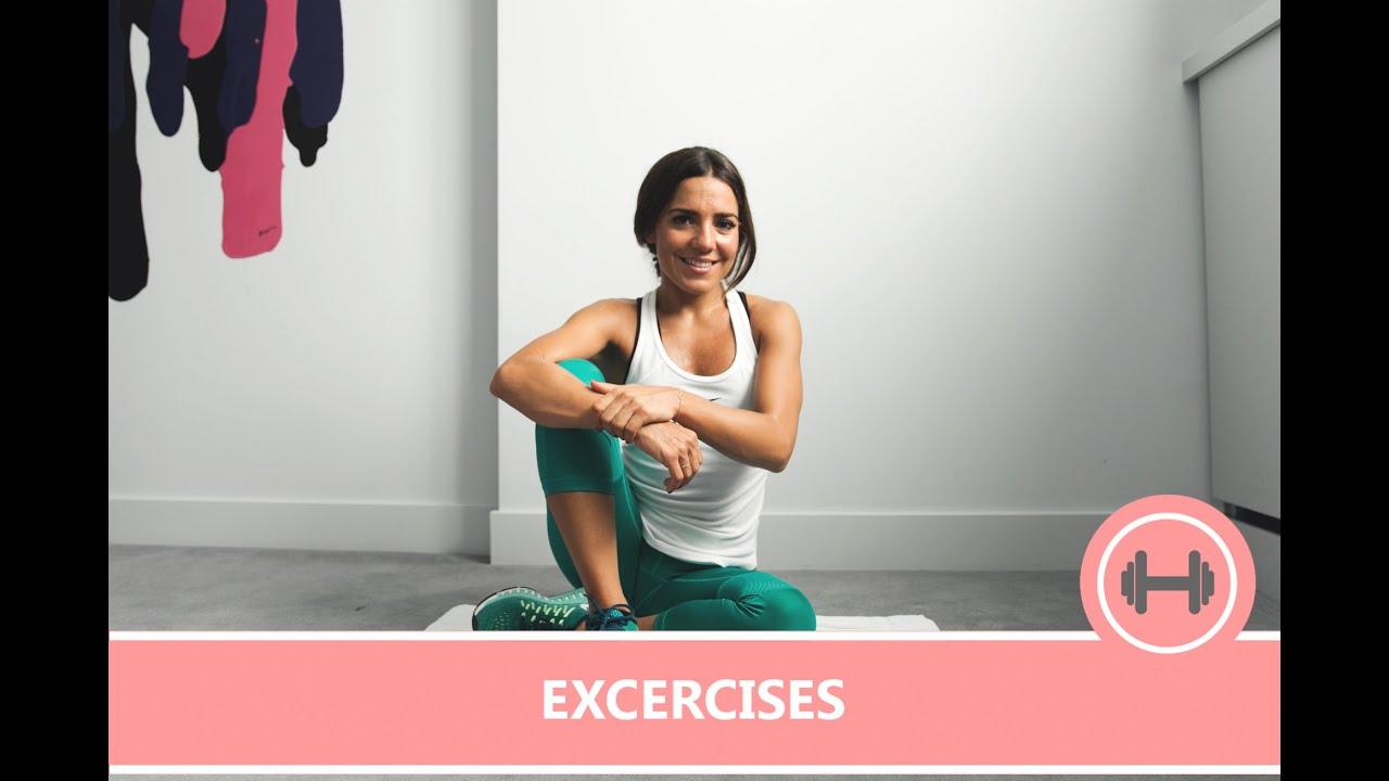 Por ejercicios la noche de bajar peso para