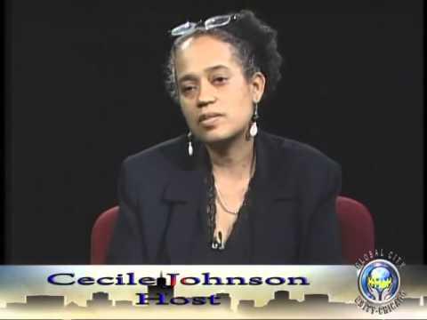 Global City Unity Black Chicago Black Focus -Cecile Johnson
