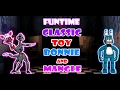 FnaF Speededit Funtime Classic Toy Bonnie And Mangle mp3