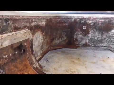 Salt Water Pool Corrosion