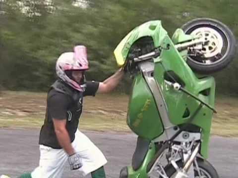 Street bike stunts • Stunt Works Team • Florida