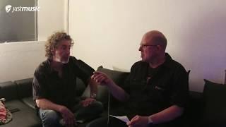 Simon Phillips Interview @ JustMusic Hamburg (2017)