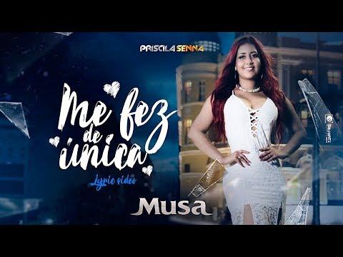 Banda Musa - Me Fez de Única (Lyric Video)