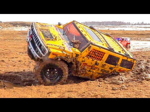 RC CAR Challenge HUMMER H2 on Remote Control OFF Road Adventures Ep  2