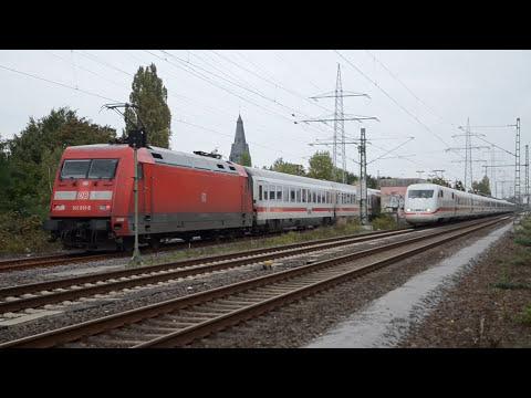IC-Halt in Leverkusen-Schlebusch (18.10.2015)