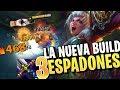 ¡LA NUEVA BUILD ROTA DE LOS 3 ESPADONES! • RIVEN VS AATROX