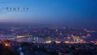 Two Towers Istanbul (Timelapse)