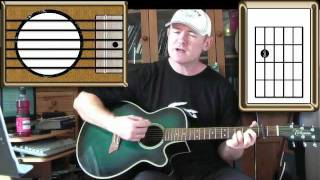 Waterloo Sunset - The Kinks - Acoustic Guitar Lesson