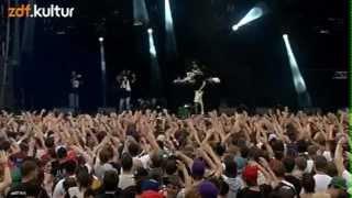 Fard & Kollegah und Favorite live beim Splash 15!