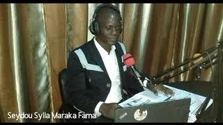 Maraka Fama Ka Journal Bambara Du 30  Avril 2020