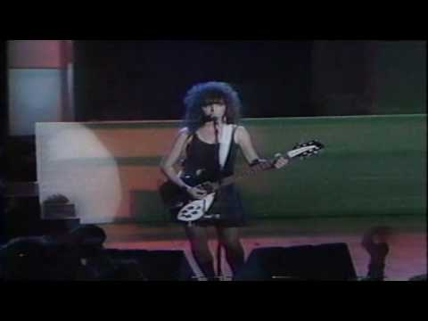 Bangles - Manic Monday (1986) PIttsburgh, PA