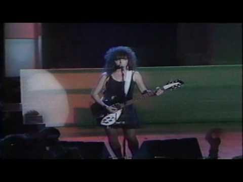 Bangles - Manic Monday (1986) PIttsburgh, PA