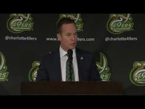 Mike Hill Introductory Press Conference