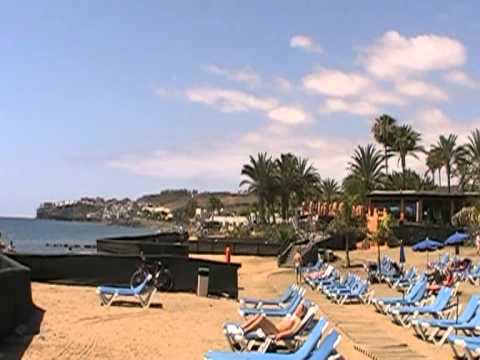 Gran Canaria.Windsurfing club Mistral