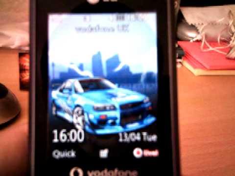 My LG KS360