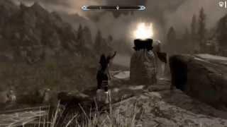 Gameplay@Skyrim 5 # Quest-Bezwinge Alduin